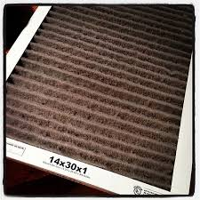 Air Filter Changes