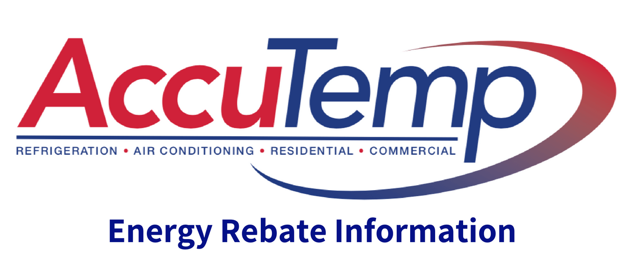 Energy Rebate Information