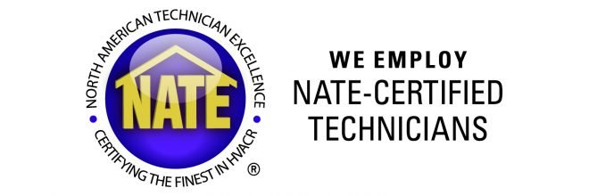 Importance Of Hiring NATE Certified HVAC Contractors