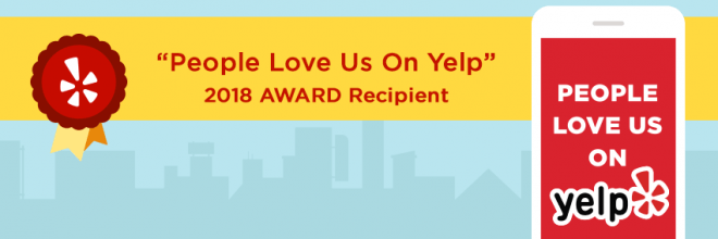 Love Us? Let Us Know On Yelp