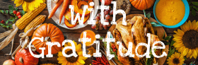 Blessings This Thanksgiving Holiday from Our Family To Yours